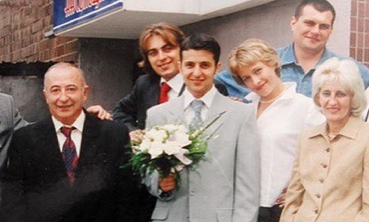 Олександр Зеленський одразу ж посперечався з критиками свого сина / instagram.com/zelensky.alexander/