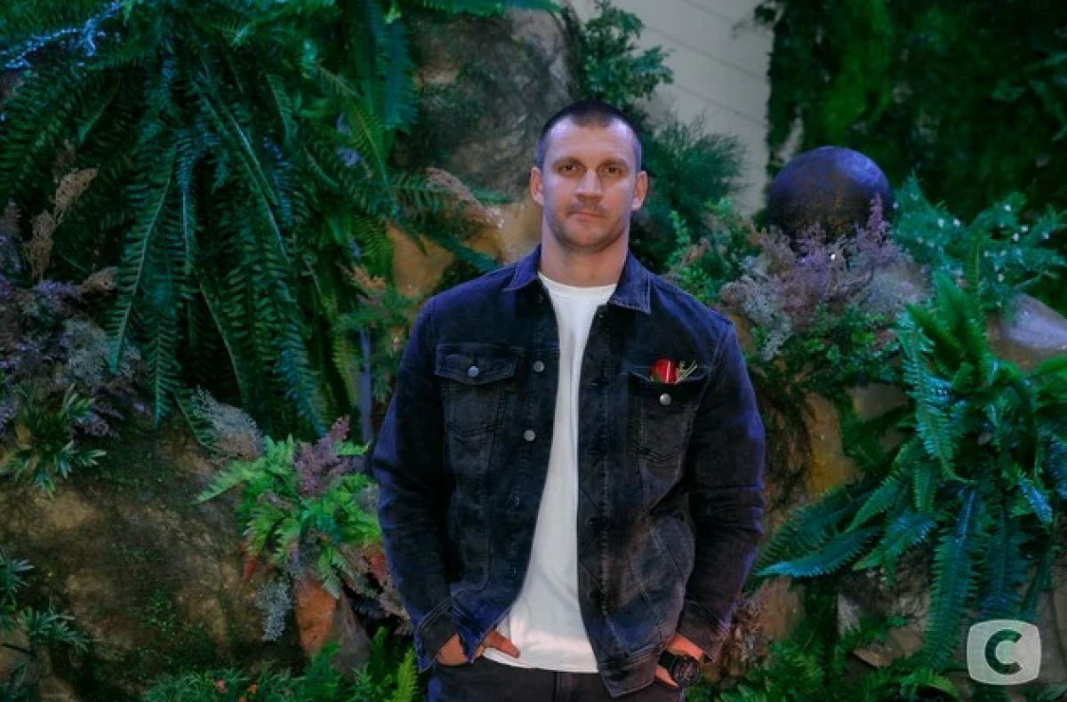 Олександр Борзенко, 29 років, поліцейський