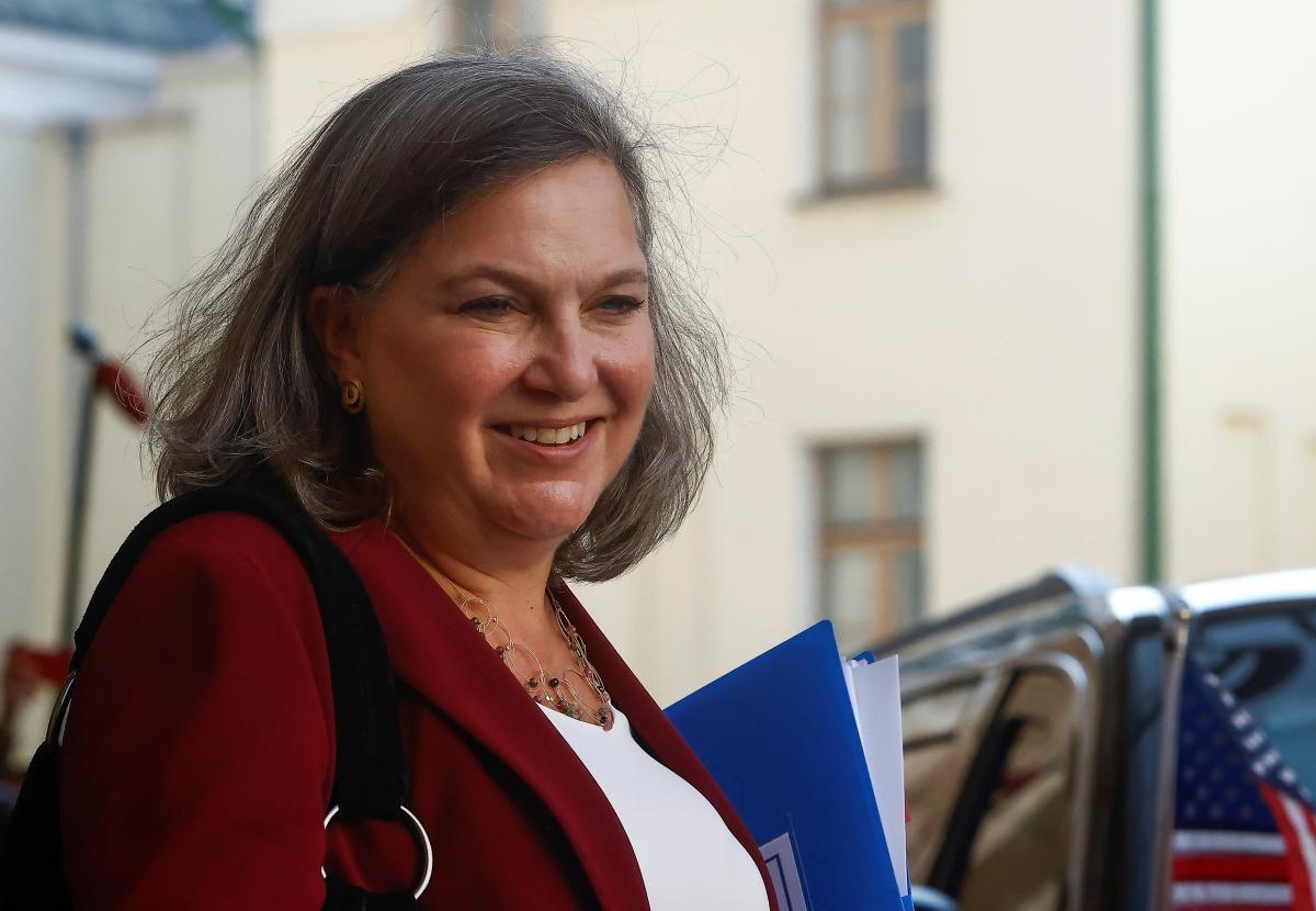 У посольстві США відреагували на зустріч Нуланд і Козака / фото REUTERS