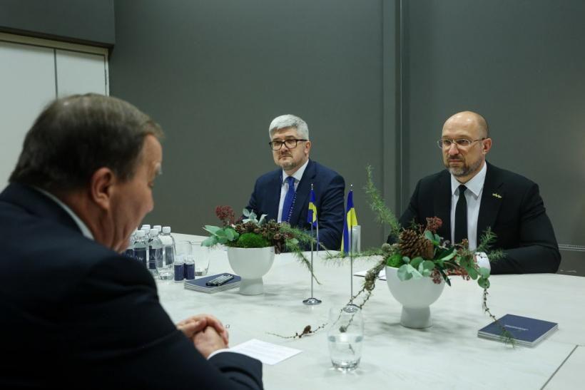 Шмигаль перебуває у Королівстві Швеція з робочим візитом / фото kmu.gov.ua
