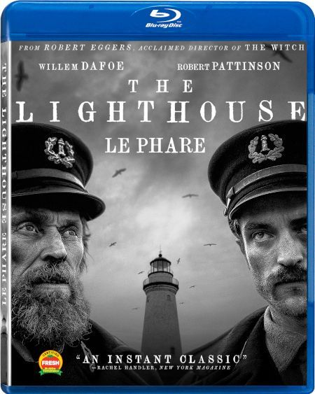 The Lighthouse 2019 FRENCH 720p BluRay x264-Slay3R