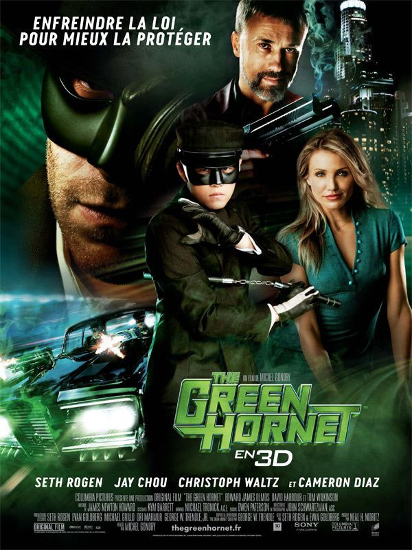 The Green Hornet (2011) MULTi VFF 1080p 10Bit BluRay AC3 5 1 x265