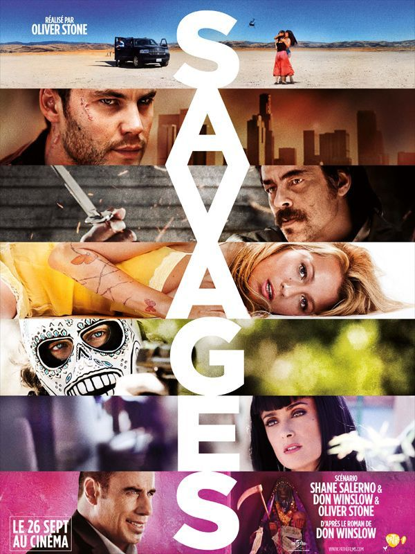 Savages 2012 BluRay True French ISO BDR25 MPEG-4 AVC DTS-HD Master FreexOptique