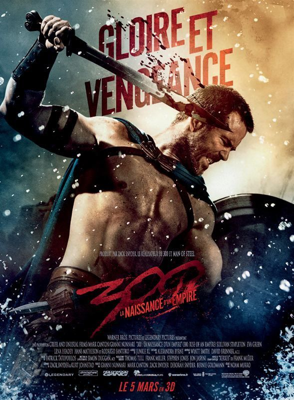 300 - La Naissance d'un Empire (2014) MULTi VFF 1080p 10Bit BluRay AC3 5 1 x265 (300 - Rise of an Empire)