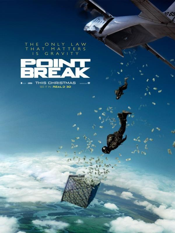 Point Break 2016 2160p 4k Multi 8bits HEVC X265 AC3