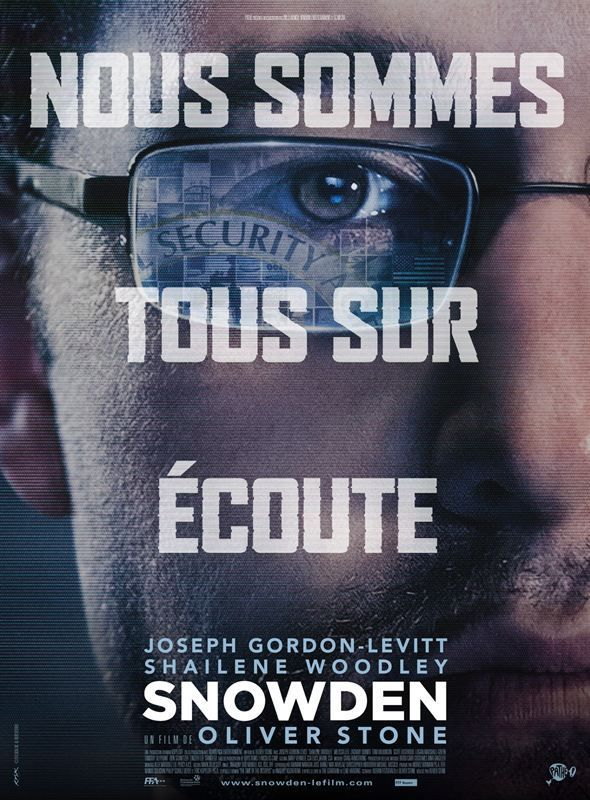 Snowden 2016 BluRay True French ISO BDR25 MPEG-4 AVC DTS-HD Master FreexOptique