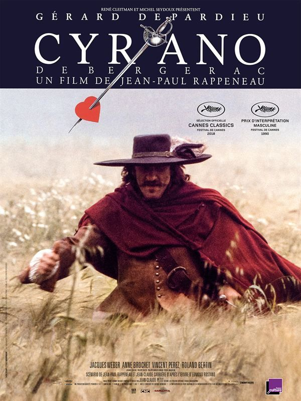 Cyrano de Bergerac 1990 REMASTERED FRENCH 1080p BluRay REMUX AVC DTS 5 1-PATOMiEL
