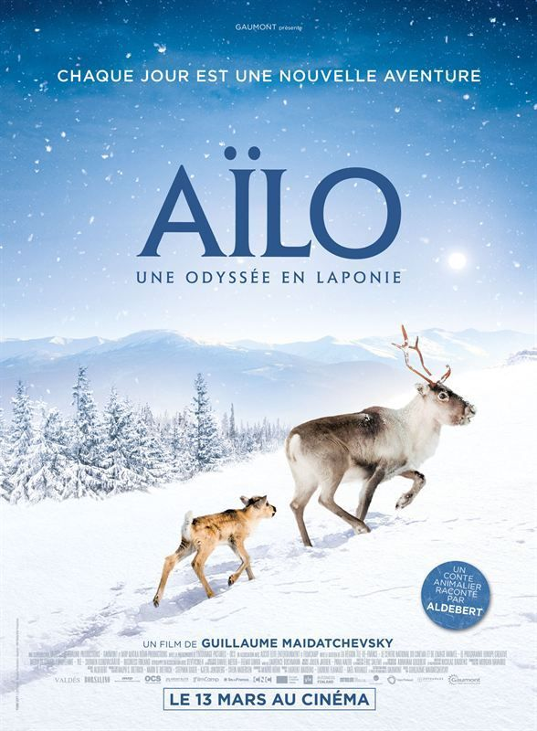 Ailo Une Odyssee en Laponie 2018 FRENCH COMPLETE BLURAY-4FR