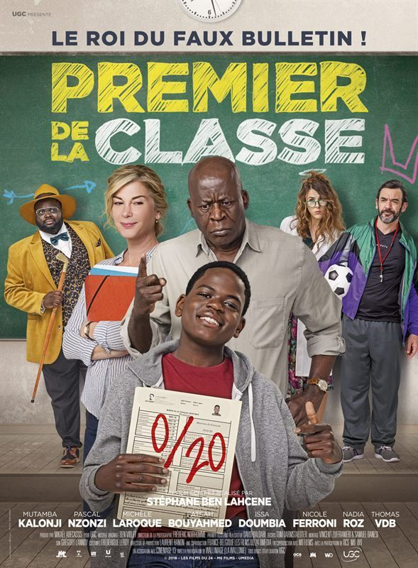 Premier De La Classe 2019 FRENCH HDRip XviD-PREUMS