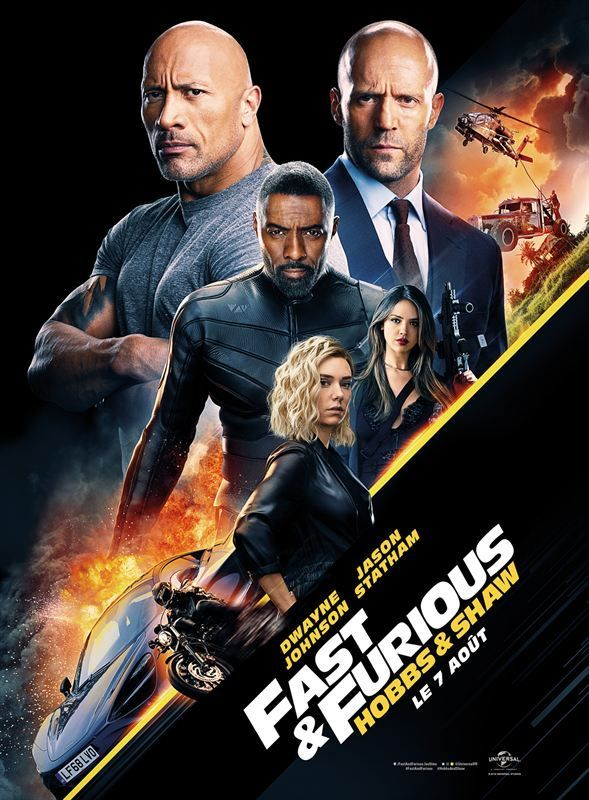 Fast and Furious Hobbs and Shaw 2019 MULTi TRUEFRENCH 1080p BluRay x264 EAC3-EXTREME