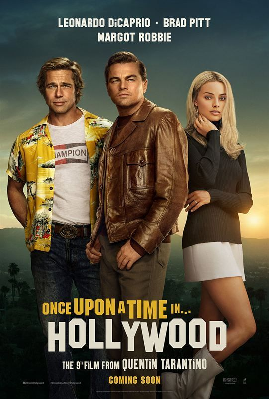 Once Upon a Time in Hollywood 2019 MULTi 2160p BluRay x264 8bit SDR DTS-HD MA 7 1-st0m0x