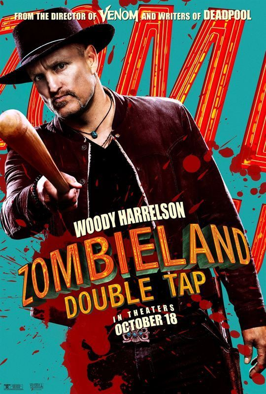 Zombieland Double Tap 2019 FRENCH 720p BluRay x264-NTK