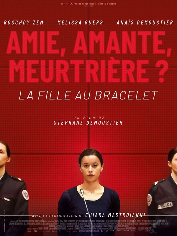 La Fille Au Bracelet 2019 FRENCH 1080p BluRay DTS x264-UKDHD
