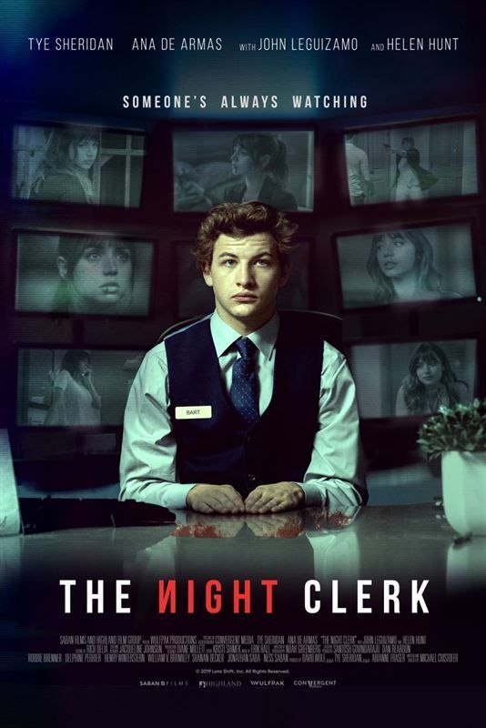 The Night Clerk 2020 VFi WEBRip x264-GOLD