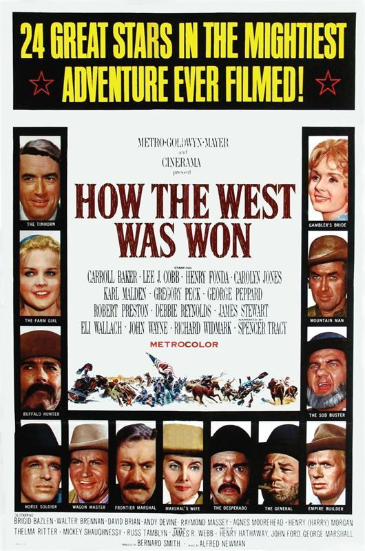 How the West Was Won 1962 VOST 576p x264 AC3-HANDJOB