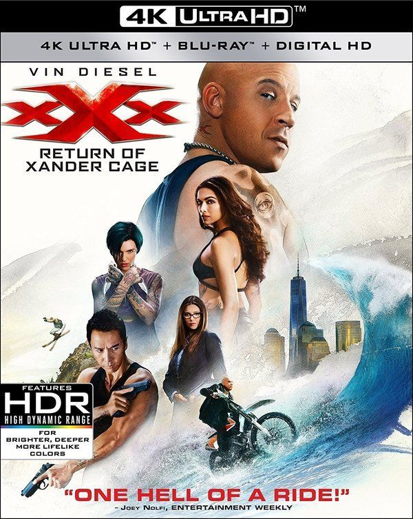 xXx Return of Xander Cage 2017 2160p BluRay MULTi FRENCH X265 10Bits REMUX DTS
