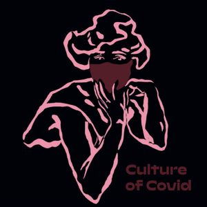 Logo podcastu: Culture of Covid