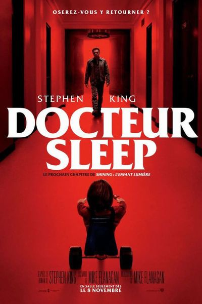 Doctor Sleep 2019 REPACK VOSTFR DIRECTOR CUT 1080p BRRiP H264-MGD