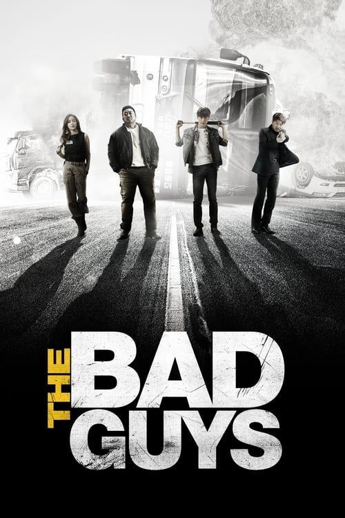 Bad Guys The Movie 2019 MULTI 720p HDLight x264 AC3