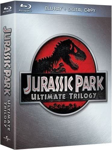 Coffret Jurassic Park Trilogie 1993 1997 2001 Full BluRay Multi True French 4xISO BDR50 VC-1 DTS-HD Master FreexOptique