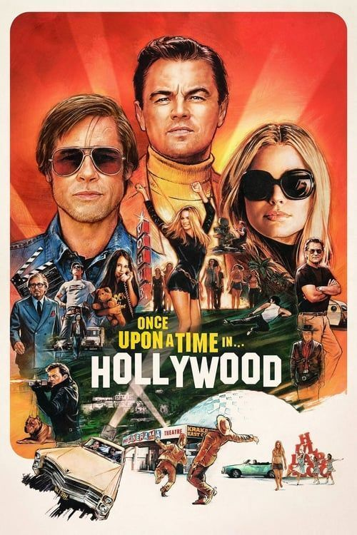Once Upon a Time in Hollywood 2019 MULTi 1080p iTN WEB-DL DD5 1 x264-UNiKORN