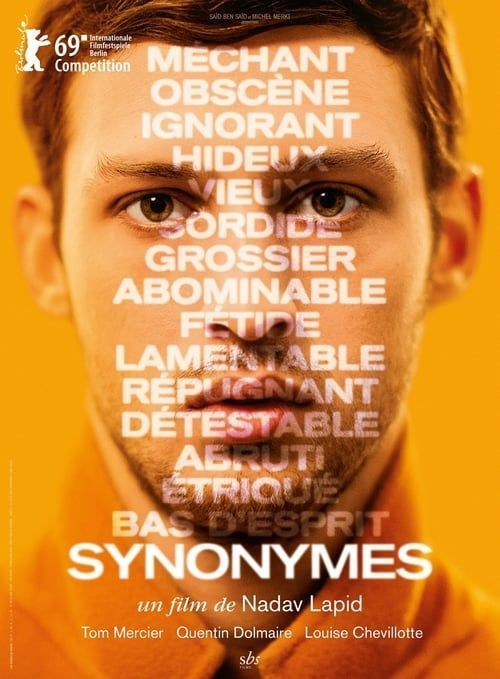 Synonyms 2019 FRENCH 720p BluRay DTS x264-EXTREME