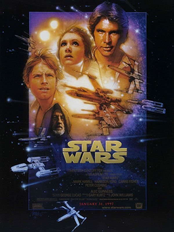 Star Wars Episode IV  A New Hope 1977 MULTI VFF 2160p UHD Blu-ray HEVC Atmos-AZAZE