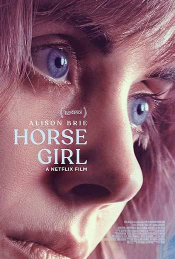 Horse Girl 2020 FRENCH 1080p NF WEB-DL DDP5 1 H264-SKY