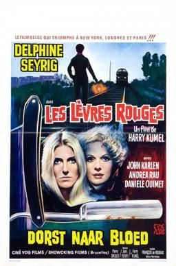 Les levres rouges (daughters of darkness) (1971) VF BluRay 1080p AVC