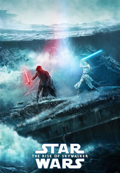 Star Wars Episode IX The Rise of Skywalker 2019 MULTi 2160p AMZN HDR WEBRip EAC3 HEVC-CHARONiV