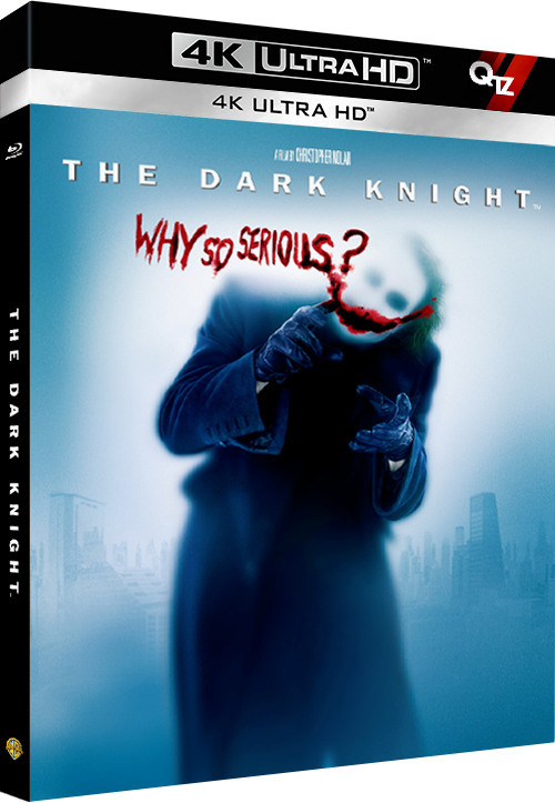 The Dark Knight (2008) MULTi VFF IMAX 2160p 10bit 4KLight HDR BluRay AC3 5 1 x265-QTZ