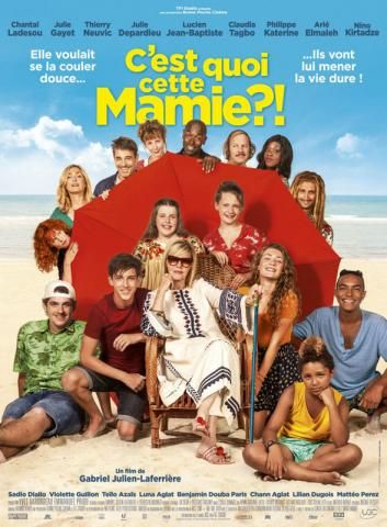 C est Quoi Cette Mamie 2019 FRENCH 1080p BluRay x264-LOST