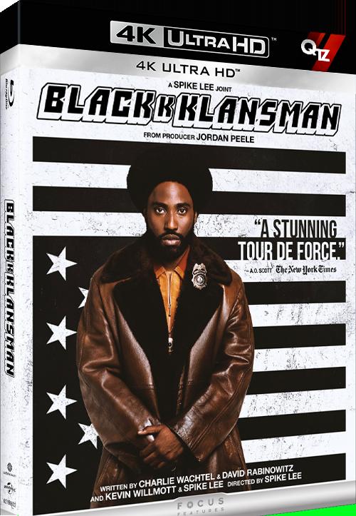 BlacKkKlansman (2018) MULTi VFF 2160p 10bit 4KLight HDR BluRay AC3 5 1 x265-QTZ