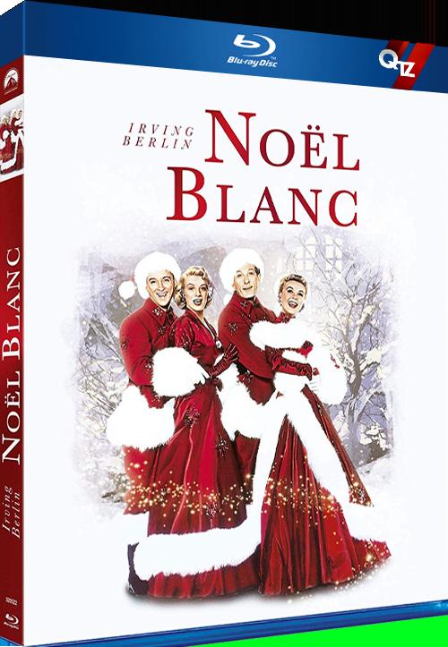 Noël Blanc (1954) MULTi VFF 1080p 10bit HDLight BluRay AAC 5 1 x265-QTZ (White Christmas)