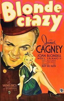 Blonde Crazy Roy Del Ruth 1931 VOSTFR Remux DVD MKV