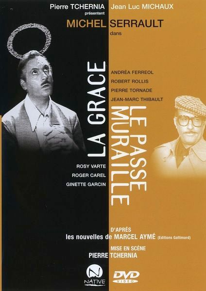 Le passe-muraille - Michel Serrault 1977 TRUEFrench DVD-R5 ISO AC3