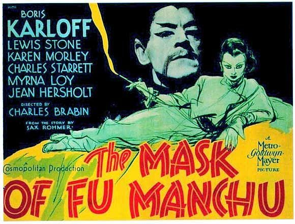 The Mask of Fu Manchu 1932 VOSTFR DVDRip XVid-AC3 afrique31