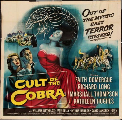 Cult of the Cobra 1955 VOSTFR DVDRip XVid-AC3 afrique31
