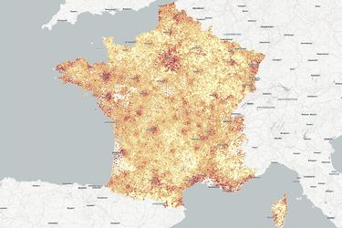suppression, france, habitation, economies, commune