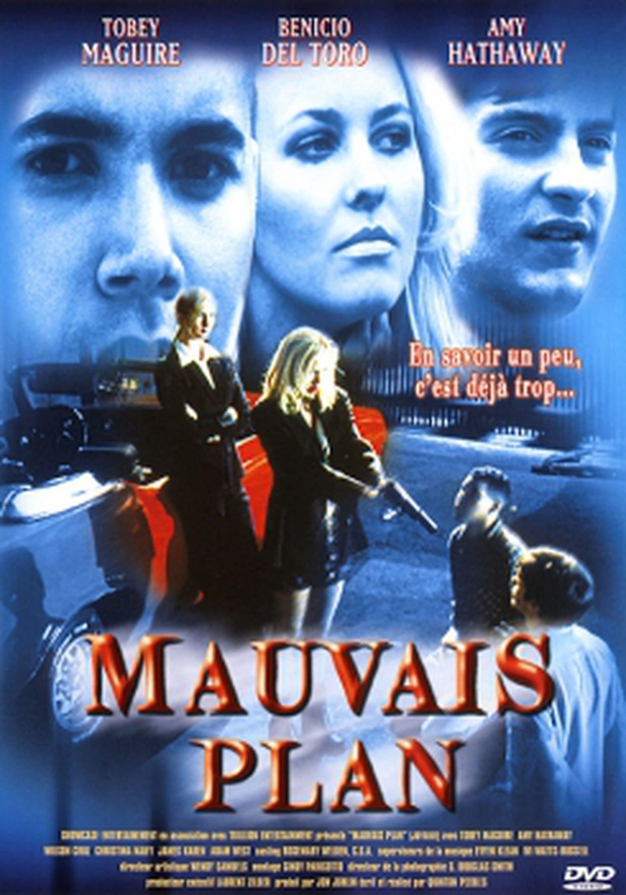 MAUVAISPLAN (JoyRide) 1997 Multi DVDRIP AC3 x264