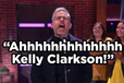 "Steve Carell Performed His ""40-Year-Old-Virgin"" Line For Kelly Clarkson's Talk Show"