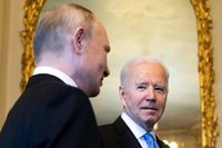 The Biden–Putin Summit Ended Without Major Breakthroughs — And The Russian Leader Relishing The Spotlight