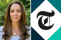 A British Newspaper Deleted A Critical Column About Kate Middleton
