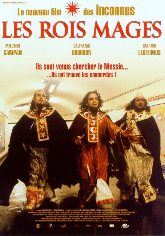 Les rois mages - 2001 - Remux Bluray 1080p - AVC/H264 - VFF - DTS-HD Master