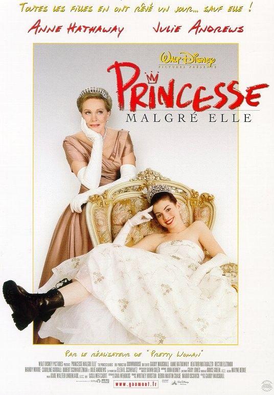 Princesse malgré elle - 2001 - Remux BluRay 1080p - AVC/H264 - VFF - VFQ - EN - DTS-HD Master - AC3