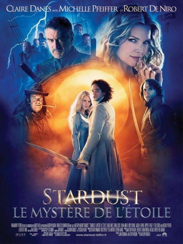 Stardust - Le mystère de l'étoile - 2007 - Remux BluRay 1080p - AVC/H264 - MULTI - VFF - DTS-HD master - AC3