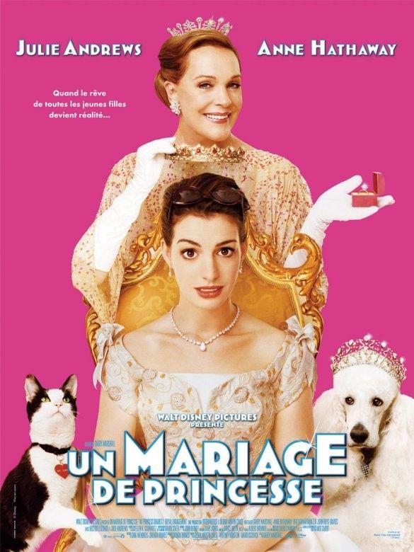 Un mariage de princesse - 2004 - Remux BluRay 1080p - AVC/H264 - VFF - VFQ - EN - DTS-HD Master - AC3