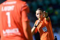 Stéphanie Frappart va devenir la première femme à arbitrer un Euro masculin