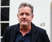 Piers Morgan Reveals He Caught Coronavirus Watching Euros Final At Wembley