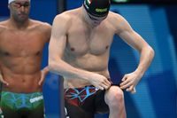 Last-Minute Wardrobe Malfunction Costs Olympic Swimmer The World Record